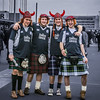 Horny Scots Rugby Fans in Paris