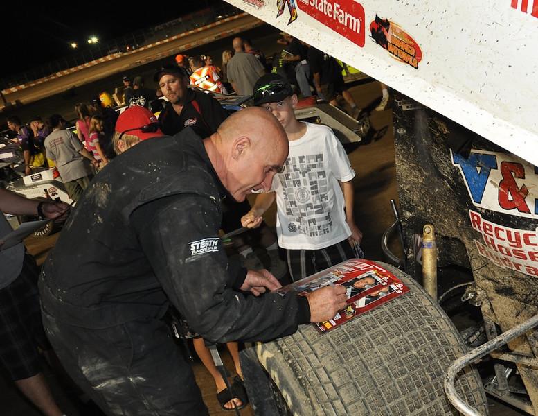 2012, Ohsweken Speedway