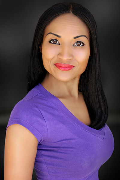 Actor headshot (Eva Rivera-Ferrell)