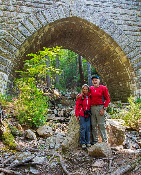 Carol and Boz - Waterfall Bridge 6467 w47