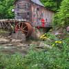 Grist Mill Morning 6168 w32