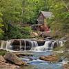 Glade Creek Grist Mill  6148 w32