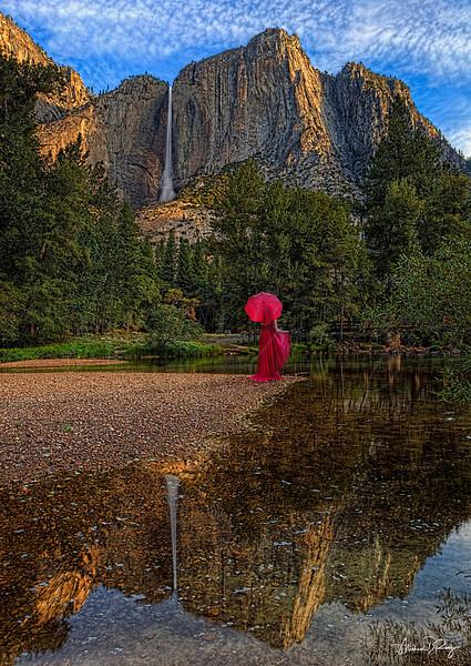 Yosemite Falls 5340 w65