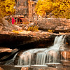 Lady by the Falls  0338   w21