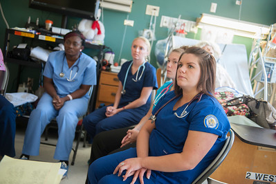 Hillary Duda: Westfield State University honors nursing student