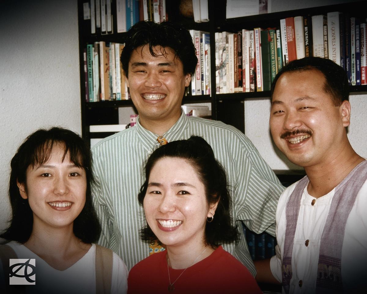 ELI leaders in 1990s