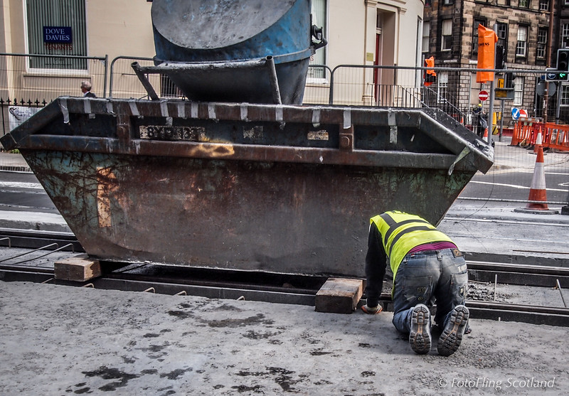 Tramline Workman Sagger