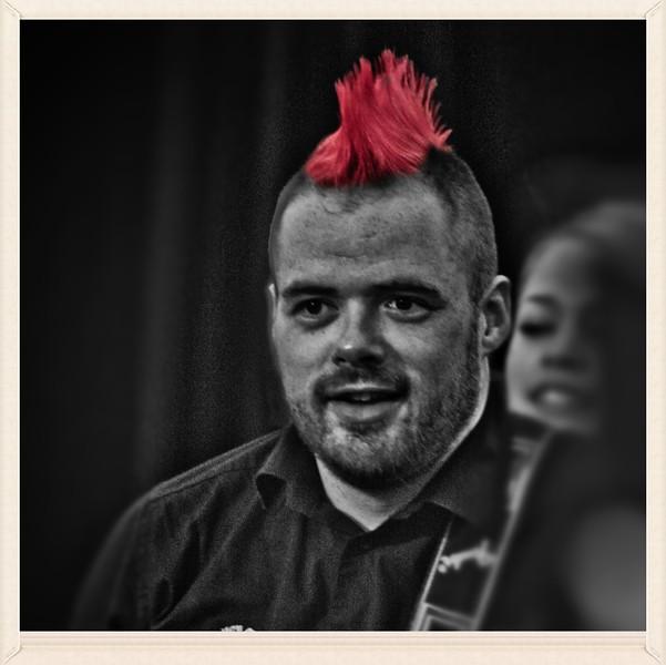Gregor McPhie - Musician