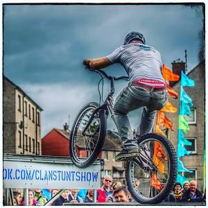 Clan Cycle Stunt Team