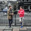 Fag Break in George Street