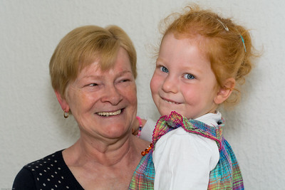 Oma Hannelore / Grandma Hannelore