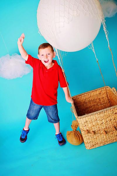Hot Air Balloon Mini Session