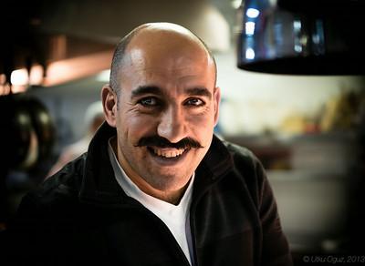 Ibrahim Usta, Tatlı Aşçısı