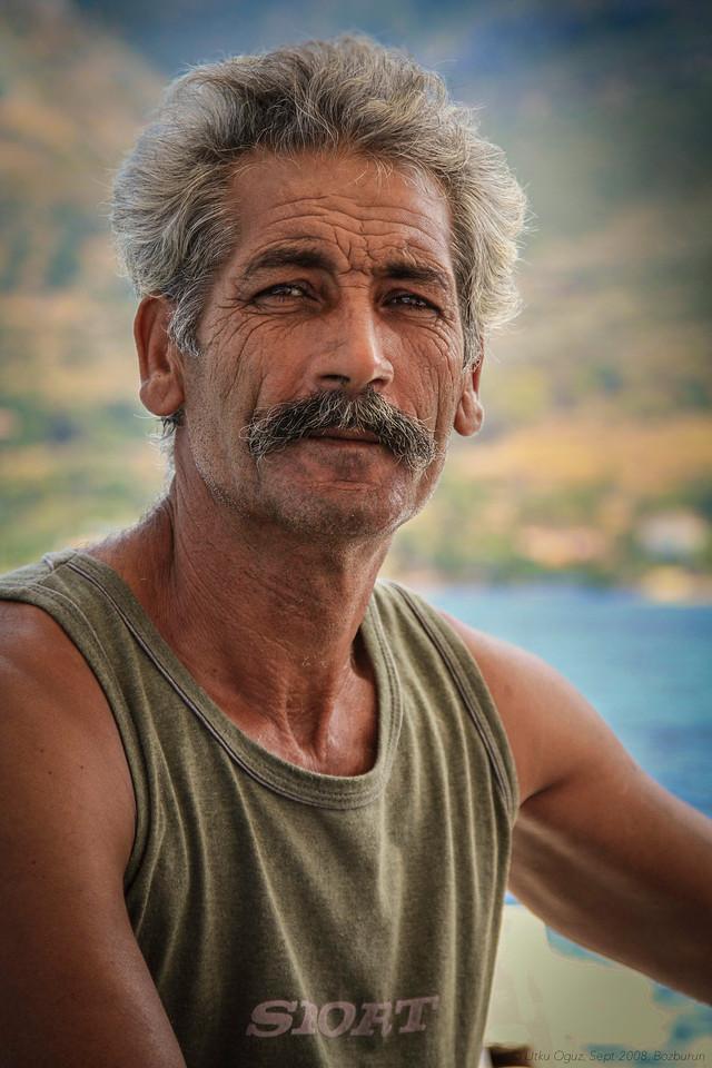 Balıkçı Mustafa / Turkish Fisherman