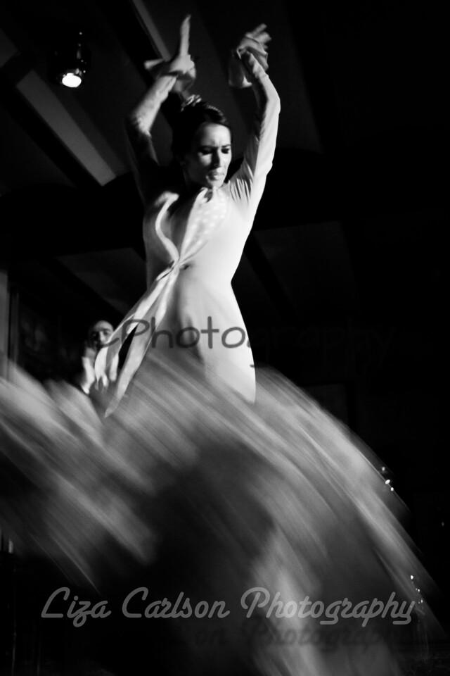 Flamenco Twirl