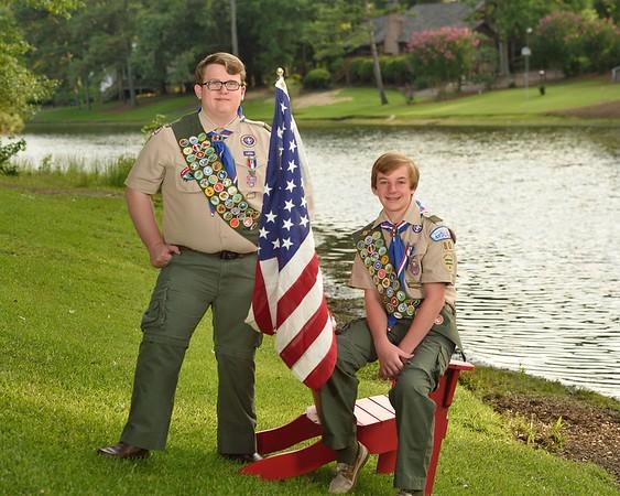 Hunter & Janzen's Eagle Scout Portrait Favorites