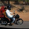 le moyen de locomotion le plus utilisé en Inde