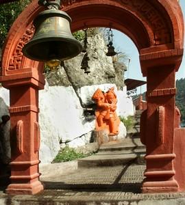 Hindu Holy Shrine