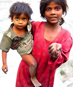 Beggar Children