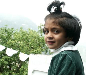 Little Girl of Nainital