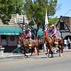2014 Independence Day parade in Solvang, California.