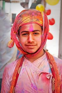 An Indian Young Man