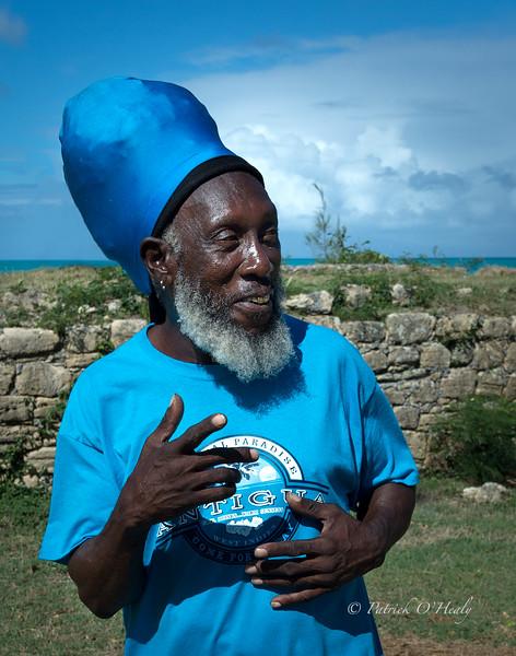 Antigua Horseman