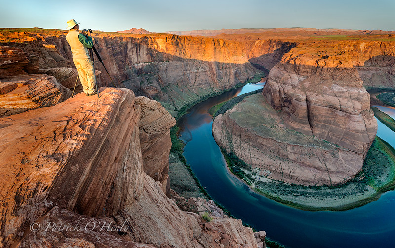 Horse Shoe Bend and Tjie