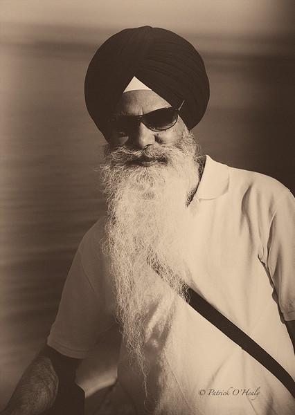 Sikh Gentleman