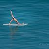 Surf Board Yoga