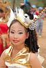 Tahsang Village's Majorette