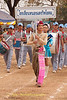 Ladyboy Leading His Village's Band