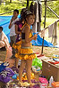 Backstage - The Go-Go Dancers Just About Ready, Isaan Region of North East Thailand