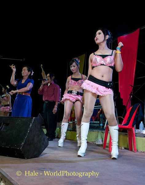 Night Dancing In Isaan - 5