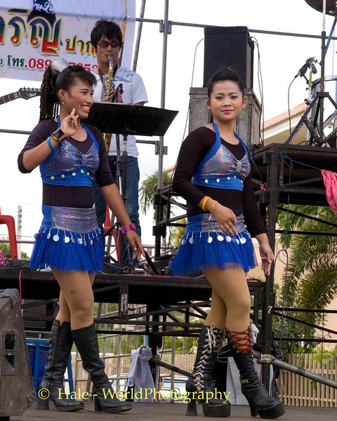 Happy to be Dancing, Udonthani, Thailand