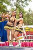 Lao Loum Go-Go Girls Dancing In Ban Non Makha