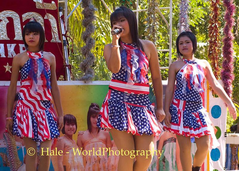 Singing and Dancing In Tahsang Village