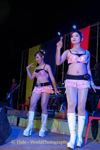 Night Dancing In Isaan - 1