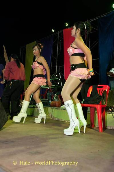 Night Dancing In Isaan - 6