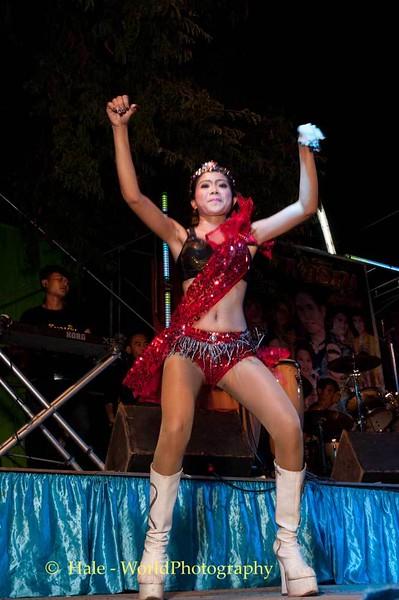 Dancer At Tambon Nong Roy Wan 5