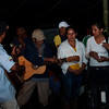 The night becomes more intimate and around the candlelight someone plays the guitar. There are seed offerings the participants have brought as gifts from their different regions and all of this with a good cup of tinto (as Colombians call a black cup of coffee).  Together they reflect on the violence and the social control.