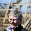 J-Mag/T. Rob Brown<br /> Designer of the wooden coaster, Outlaw Run, at Silver Dollar City in Branson.