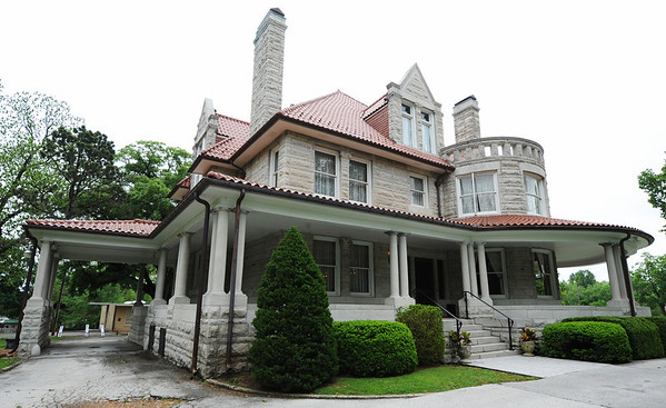 J-Mag/T. Rob Brown<br /> Phelps House in Carthage.