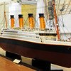 JMAG/T. Rob Brown<br /> Scale model of the Titanic.