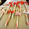 J-Mag/T. Rob Brown<br /> Giant locally made candy canes at Minerva Candy in Webb City.