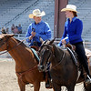 "J.T. Smith, left,  Jack Wheeler's grandson, and Sabrina Johnson, ride throuh the arena at the Boulder County Fairgrounds.<br /> Jack Wheeler, a 75-year-old Erie man who died in February, was very well-known in horse riding circles and among organizers and attendees of the Boulder County Fair. Wheeler was a leader of the Cloverleaf Riders 4-H Club for 45 years and taught many area kids how to ride. His grandsons, daughter and wife and still part of the 4-H club.<br /> For more photos and a video of Jack's legacy, go to  <a href=""http://www.dailycamera.com"">http://www.dailycamera.com</a>. or  <a href=""http://www.timescall.com"">http://www.timescall.com</a>.<br />  Cliff Grassmick / July 22, 2012"