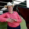 "Dee Jay Smith, Jack Wheeler's daughter, keeps the spirit of the fair and 4-H alive with her family.<br /> Jack Wheeler, a 75-year-old Erie man who died in February, was very well-known in horse riding circles and among organizers and attendees of the Boulder County Fair. Wheeler was a leader of the Cloverleaf Riders 4-H Club for 45 years and taught many area kids how to ride. His grandsons, daughter and wife and still part of the 4-H club.<br /> For more photos and a video of Jack's legacy, go to  <a href=""http://www.dailycamera.com"">http://www.dailycamera.com</a>. or  <a href=""http://www.timescall.com"">http://www.timescall.com</a>.<br />  Cliff Grassmick / July 22, 2012"