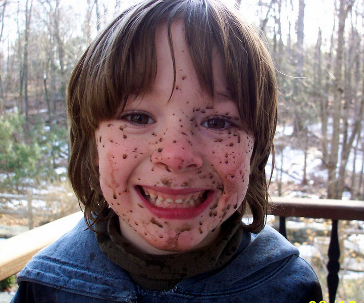 Jack (biking in the mud)