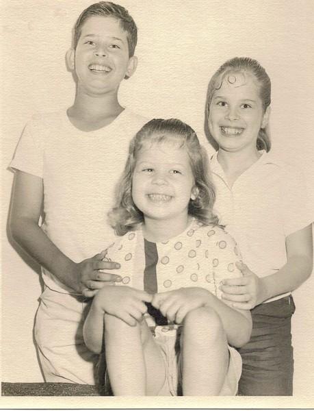 Jackie, Sandy, Debbie