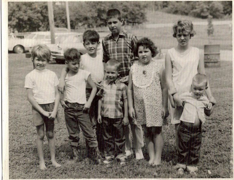 Sandy, Rick, Jeff, Jackie, Lynette, Debbie